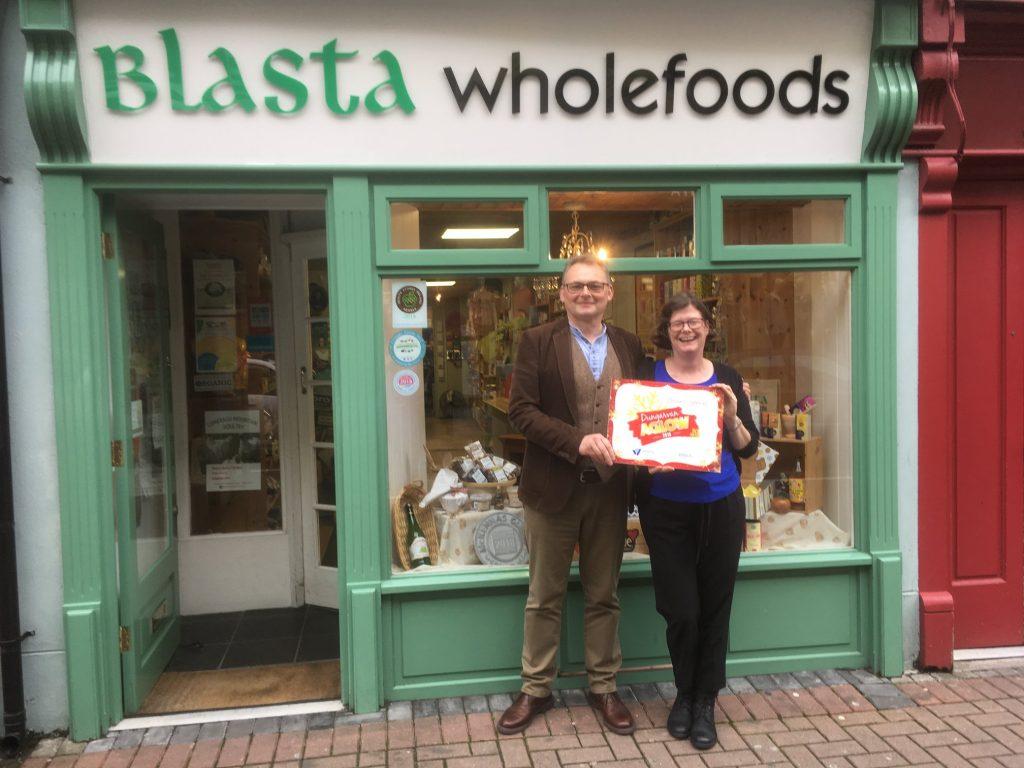 Blasta Wholefoods