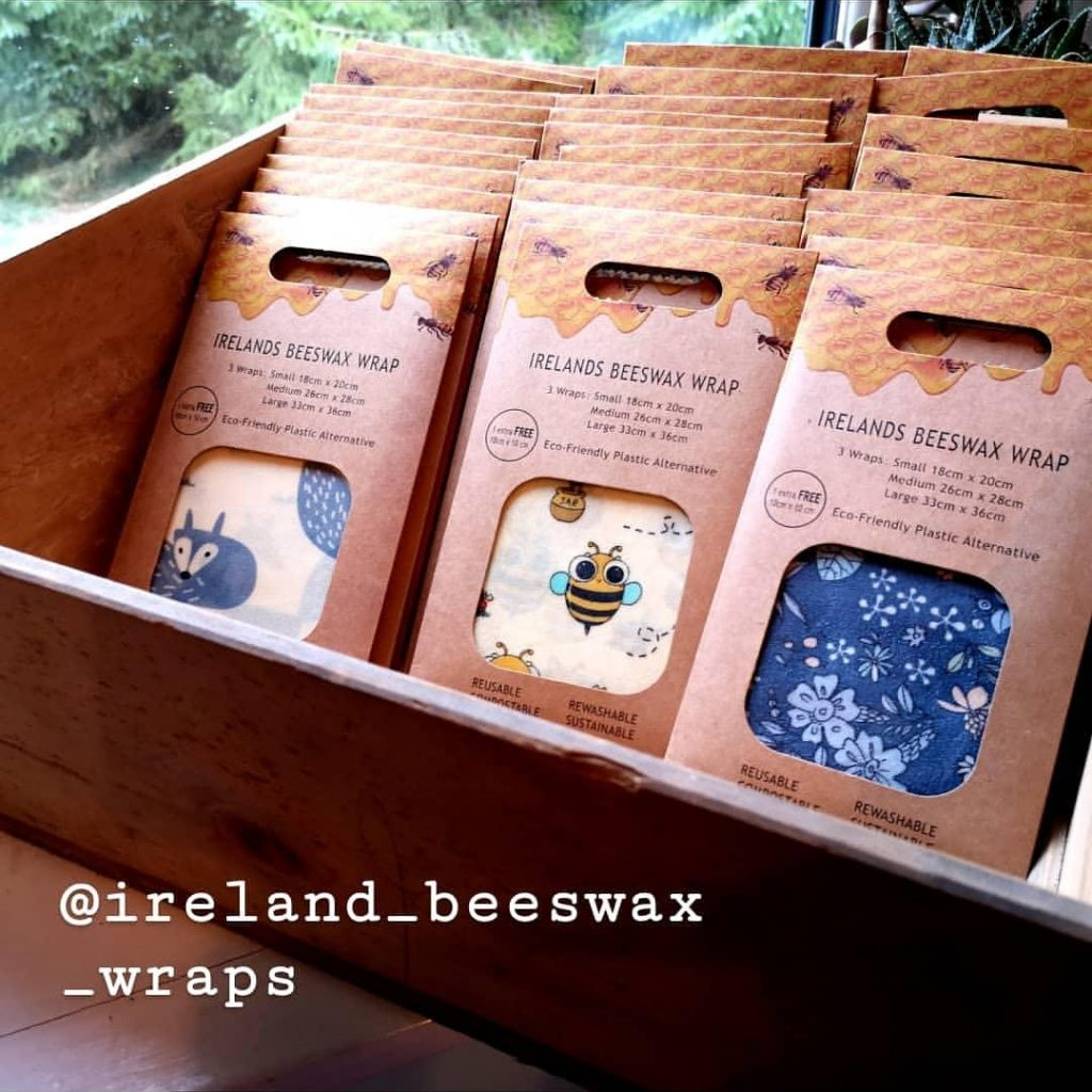 Ireland Beeswax Wraps