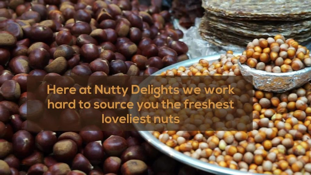 Nutty Delights