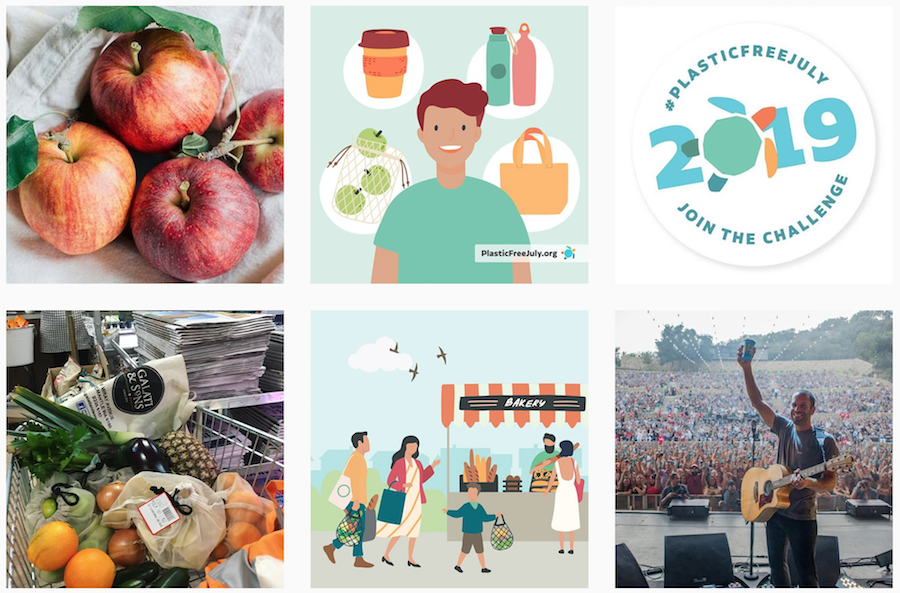 Its July 1st which means .. Plastic Free July kicks off