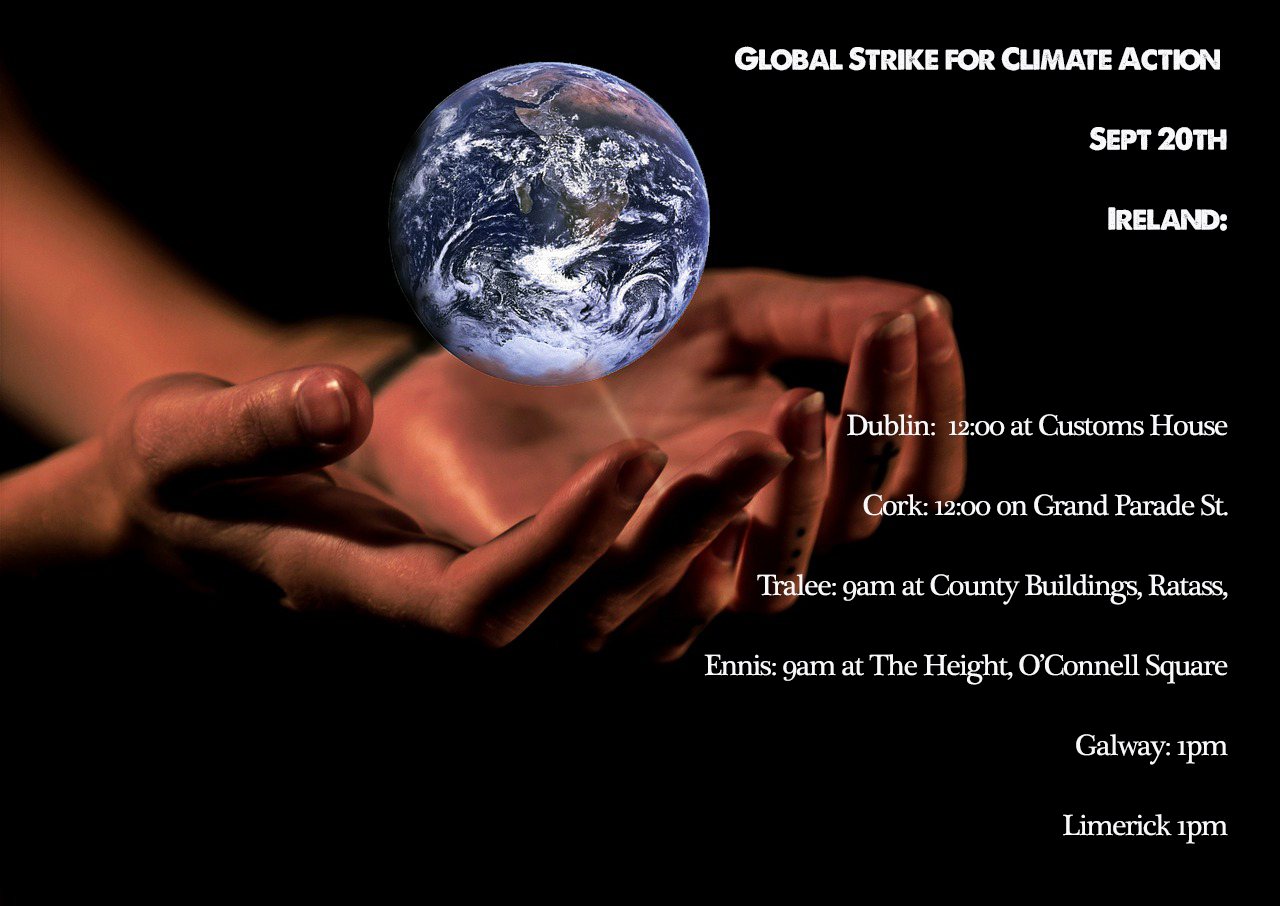 Global Strike for Climate Action