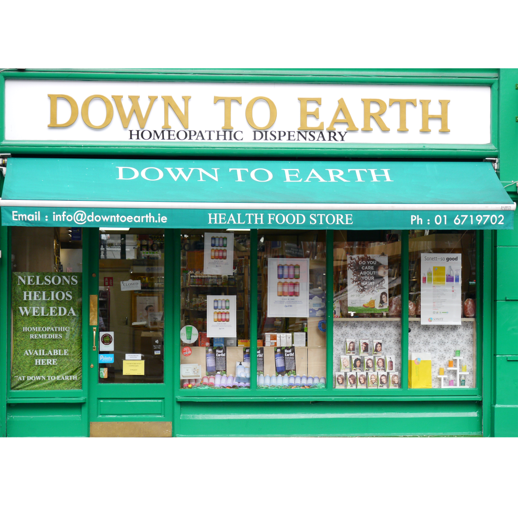 Down To Earth Healthfood Store & Homeopathic Dispensary