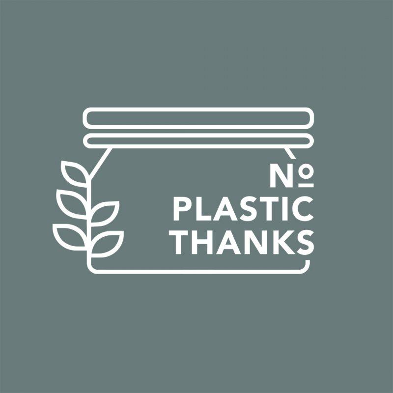 No Plastic Thanks
