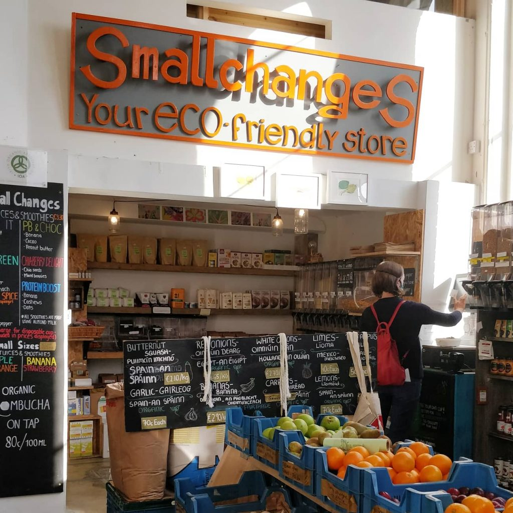 Small Changes Wholefoods Store